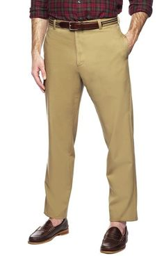 Jack Donnelly Khakis - Dalton pant in British Khaki