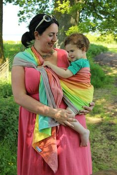 e8a54d0e230 Little Frog Sandy Agate II Ring Sling. Fabric  Cotton Surface weight  240 g m²