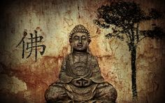 Religiös - Buddha   Hintergrundbild