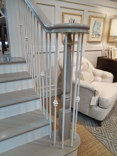 My Notting Hill: What About A Gray Banister?