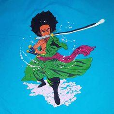 Today's tshirt in Montreal. Mad props to the Boondocks. #theboondocks #hueyfreeman #theblindsamurai #theboondockscomics #justwowtshirts