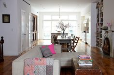 White Open Spaces - Home Tour: Odette Williams in Brooklyn - Photos