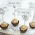 Chocolat - ivoire - or - une jolie palette pour aurélia