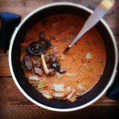 Helppo Thai-curry
