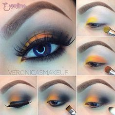 #pictorial by @veronicasmakeup wearing our #falsie style #NTR27 _________________________________ ⒮⒣⒪⒫ ⒫⒭⒪⒟⒰⒞⒯⒮ ⒜⒯ www.shopeyemimo.com/falseeyelashes-ntr27