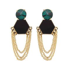 New York Earrings, 47€, now featured on Fab.