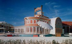 The Showboat opened in 1954.