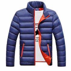 Men\'s Casual Jackets #QINGYU #BasicJacket