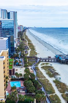 Want to visit Myrtle Beach? Check out this 3 day itinerary with tips on the best things to do in Myrtle Beach, the top Myrtle Beach attractions, best places to eat in Myrtle Beach, and where to stay! Don't visit South Carolina before reading these Myrtle Beach travel tips. #MyrtleBeach #SouthCarolina #travel #SC #familytravel #beaches #vacations