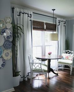 Seasonal Switches: Refresh Your Window Treatments for an Easy Fall Change