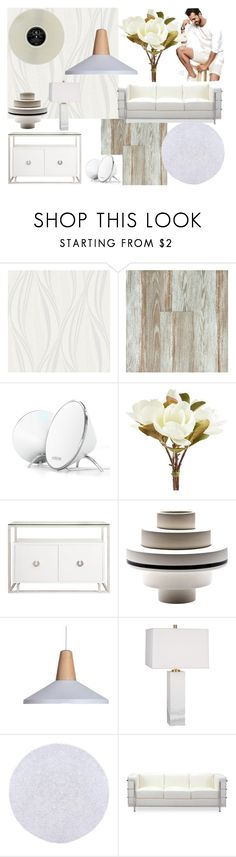 """""""PURE SIMPLE"""" by nikaramli on Polyvore featuring interior, interiors, interior design, home, home decor, interior decorating, Pier 1 Imports, Worlds Away, Jonathan Adler and St. Croix"""
