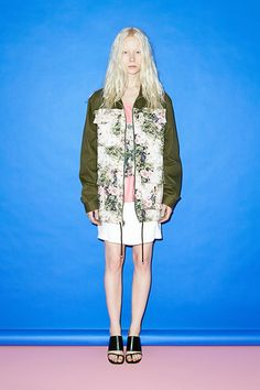 Thierry Boutemy for Opening Ceremony Jacket, $475, available at Opening Ceremony.