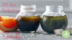 Easy DIY Natural Skin Scrub Recipe - http://www.mommygreenest.com/5220-2/