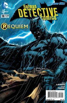 Batman: Detective Comics - Return to Roost Part of Requiem. Batman mourns his loss in a very combative way. Comic Book Characters, Comic Character, Comic Books Art, Comic Art, Character Design, Superman, I Am Batman, Batman Robin, Batman Saga