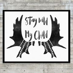 This black and white tribal nursery art print is perfect for your little sweeties black and white playroom, or modern nursery and features Moose Nursery, Tribal Nursery, Woodland Nursery, Nursery Art, Baby Boy Rooms, Baby Boy Nurseries, Moose Antlers, Moose Art, Moose Hunting