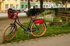 Cycling Copenhagen Bike Tour