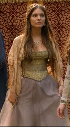 "Lady Kenna-Reign ""Snakes in the Garden"" - Season 1, Episode 2"