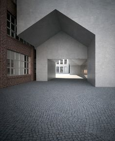 Aires Mateus - Ecole d'Architecture de Tournai