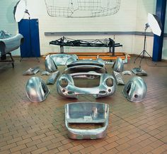 550 Spyder body