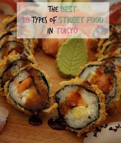 Are you hungry for an epic adventure? Then I suggest to buy the next available plane ticket to Tokyo, the world's best place for street food. Click to read about The best 18 types of street food in Tokyo