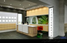 PHARMACY CONCEPT DESIGN_02 on Behance