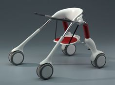 Donn Koh --  Koh has received awards for many of his designs, including this awesome Leapfrog Assisted Walker, which helps with the rehabilitative needs of kids with cerebral palsy.