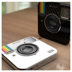 Instagram camera! I'm not going to lie I will probably buy this when it comes out!