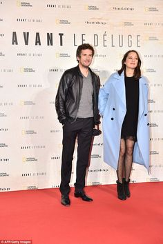 Terrible time: Marion, who also has a son, Marcel, five, announced her pregnancy after she...