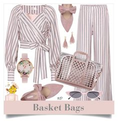The Last Straw: Basket Bags by nuria-pellisa-salvado on Polyvore featuring moda, Louis Vuitton, Lizzie Fortunato, Illesteva, Marc Jacobs, polyvorecommunity, polyvoreeditorial, polyvorecontest, StreetChic and basketbags