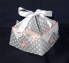 Hannelore Drews, Origami, Stampin Up, Gift Wrapping, Box, Scrap, Gifts, Clutch Bags, Bags