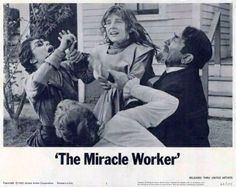 Anne Bancroft, Patty Duke in The Miracle Worker, 1962