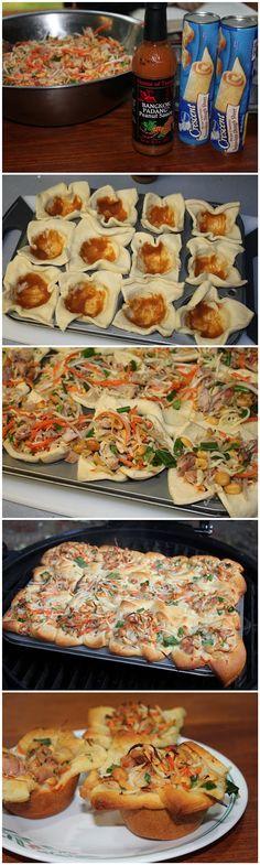 My Thai Chicken Pie | Homemade Food Recipes