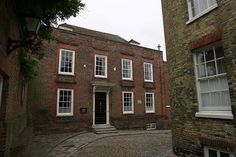 Lamb House Henry James Photo / Picture / Image : Rye Sussex Rye UK