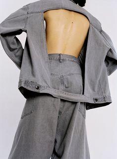 wmagazine:  Dressing like the BoysPhotograph by Harry Carr;...