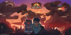 Indie Interview – Whalebox Studios on Their New Game Goliath - https://techraptor.net/content/indie-interview-whalebox-studios-on-their-new-game-goliath   Editorials, Gaming