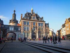 Belfry in Namur, Belgium