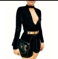 Jumpsuit Outfit, Mini Skirts, Jumpsuits, Outfits, Fashion, Overalls, Moda, Rompers, Suits