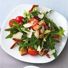 Rucola-Tomaten-Salat