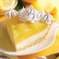 Pub Restaurant Copycat Recipes: Lemon Supreme Pie