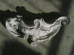 Vaso de parede, com ricos detalhes. #vaso #vasos #decorativo #decorativa #parede #blogdecor #fruteira #decoração #artesanato #decoracao #novidade #novidades #lançamento #novo #nova #bomdia #quarta #quartafeira #boatarde #artesanato #gesso #euquero #arquitetura #vase #vases #jacarepagua #rio #021 #021rio #classe #estilo #blogdecor #décor #décordodia #decor #novidade #artes #riodejaneiro #riodecor #rj