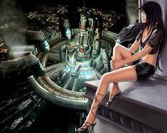 Final Fantasy VII - Tifa Lockhart