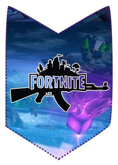Banderines Feliz Cumple FORTNITE con figuras de Bailes | Todo Peques Birthday Party Decorations Diy, Party Themes, Birthday Parties, Party Ideas, Bolo Pikachu, Ideas Para Fiestas, Free Download, Diy Signs, Free Printables