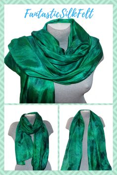 The silk scarf is perfect for year round wear and makes a great luxury gift for someone you love or a much-deserved treat for yourself! Indulge with luxurious unique silk scarves for yourself or as a gift - birthday gifts, anniversary, wedding.  This original design is hand painted on to 100% pure silk. It can be worn around the neck in a variety of different ways.
