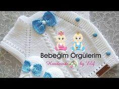 Ezgi Sertel'le Kadınlar Bilir'de Sibel Kavaklıoğlu'dan çocuk yeleği örgüsü - YouTube