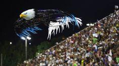A águia da Portela,minha amada escola de samba!!!