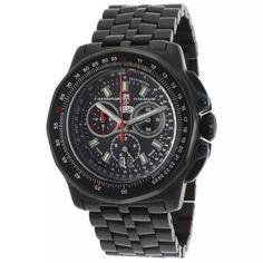 71b6c1bf750 Luminox 9272 Men s Raptor 9200 Series Chronogaph Black Titanium And Dial  Watch · Tactical WatchTitanium WatchesTelling ...