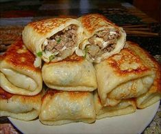 Breakfast Recipes, Dinner Recipes, Good Food, Yummy Food, Savoury Baking, Exotic Food, Russian Recipes, Seafood Dishes, Winter Food