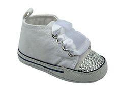 Unique Baby Baby-Girl Canvas Sneaker with Rhinestones (0-... https://www.amazon.com/dp/B016QUHKGE/ref=cm_sw_r_pi_dp_x_9HIczbJ41Q3F1
