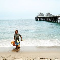 Surfing, of course! Click through for more ideas about what to do in Malibu...