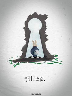 Alice aux Pays des Merveilles / Alice in Wonderland //